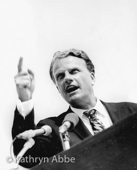 Billy Graham, 1967